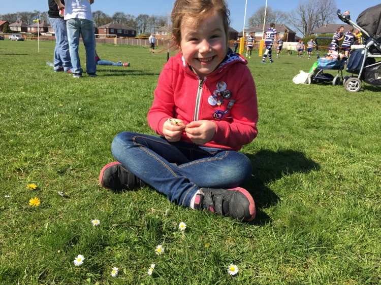Daisy Chain Making