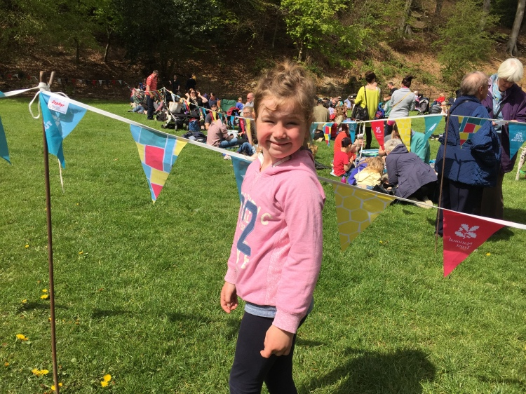May Day at Quarry Bank Mill