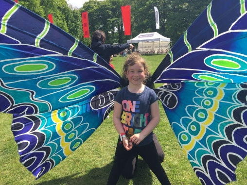 Being a Butterfly at Geronimo Festival
