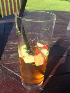 Pimms at Kilhey Court