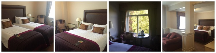 Refurbished rooms at Kilhey Court