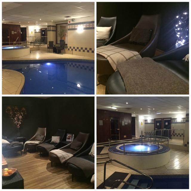 Spa facilities at Kilhey Court