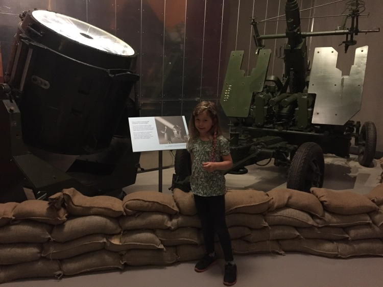 Horrible Histories Blitzed Britain at the Imperial War Museum North