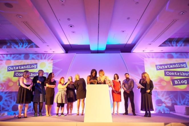 MAD Blog Awards 2016, Outstanding Contribution Finalists, Tot100